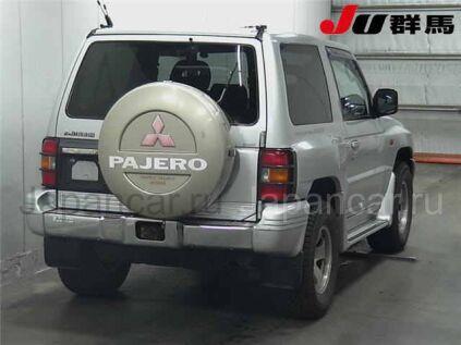 Mitsubishi Pajero 1998 года во Владивостоке