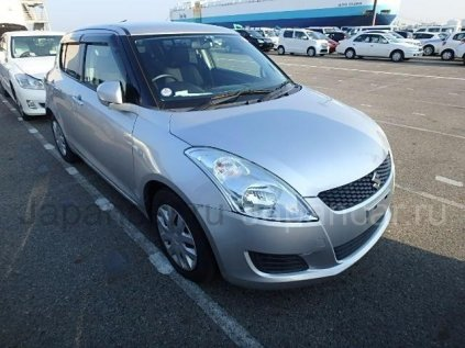 Suzuki Swift 2010 года в Японии, KOBE