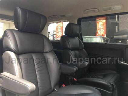 Nissan Elgrand 2017 года в Японии, TOYAMA