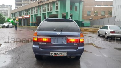Nissan R'nessa 1999 года в Москве