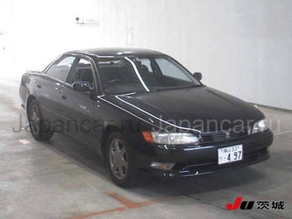 Toyota Mark II 1995 года во Владивостоке