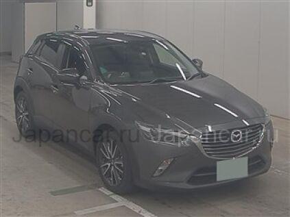 Mazda CX-3 2017 года во Владивостоке