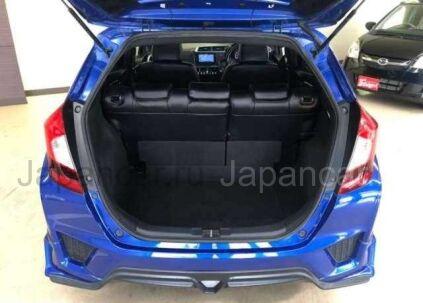 Honda Fit 2015 года в Японии, TOYAMA