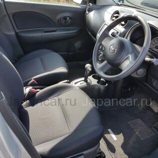 Nissan March 2012 года в Уссурийске