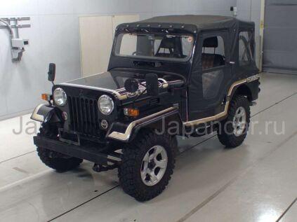 Mitsubishi Jeep 1996 года во Владивостоке