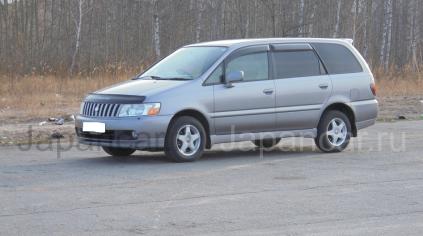 Nissan Bassara 2002 года в Новобурейске
