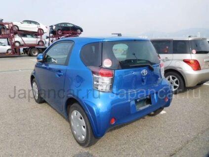 Toyota IQ 2011 года в Японии, KOBE