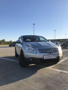 Nissan Dualis 2010 года в Артеме