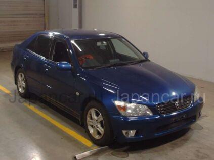 Toyota Altezza 2002 года во Владивостоке