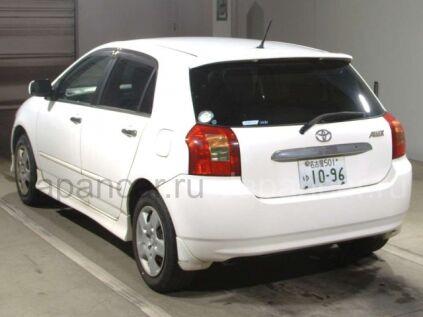 Toyota Allex 2002 года во Владивостоке