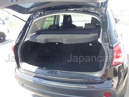 Nissan Dualis 2007 года в Японии, TOTTORI