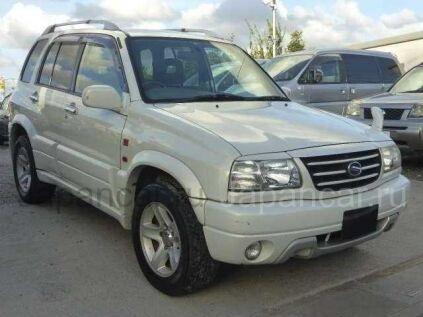 Suzuki Escudo 2001 года во Владивостоке