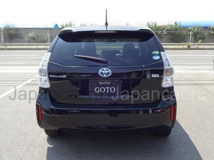 Toyota Prius Alpha 2014 года во Владивостоке