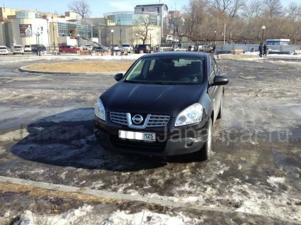 Nissan Qashqai 2009 года во Владивостоке