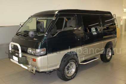 Mitsubishi Delica 1992 года в Благовещенске
