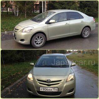 Toyota Belta 2006 года в Новосибирске