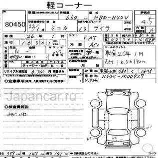 Mitsubishi Minica 2010 года в Японии, TOKYO