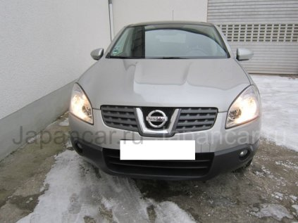 Nissan Qashqai 2008 года в Санкт-Петербурге