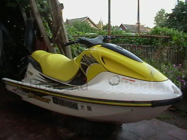 водный мотоцикл YAMAHA GP760 1997 года