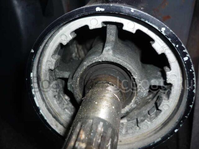 мотор подвесной YAMAHA 150VMAX 2002 года