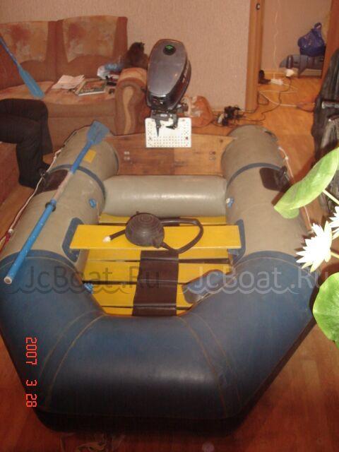 лодка резиновая YAMAHA 1996 года