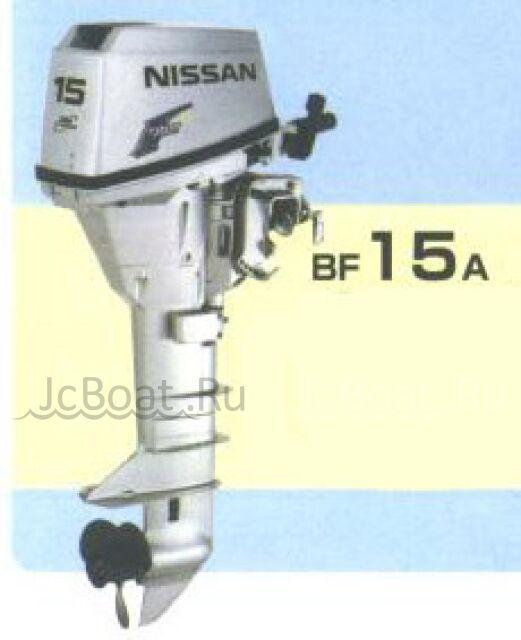 мотор подвесной NISSAN MARINE BF15AM 2002 года