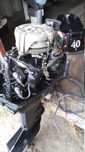 мотор подвесной TOHATSU 40 КОРОТКАЯ НОГА 2010 года