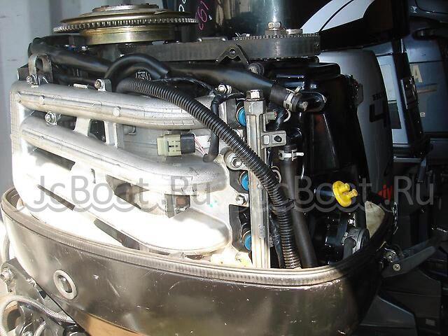 мотор подвесной SUZUKI 70 2005 года