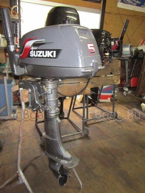 мотор подвесной SUZUKI DF5 2000 года