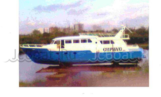 яхта моторная круизный корабль 2009 года
