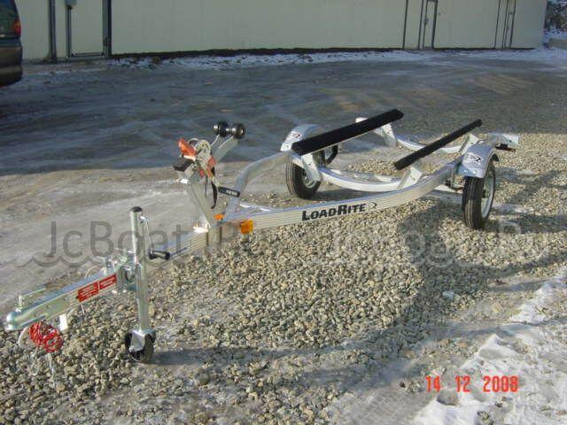 прицеп/трейлер EV LR- AV 2008 года