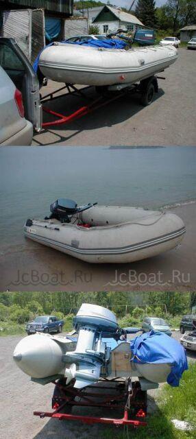 лодка пластиковая DUEAL (Корея) 1994 года