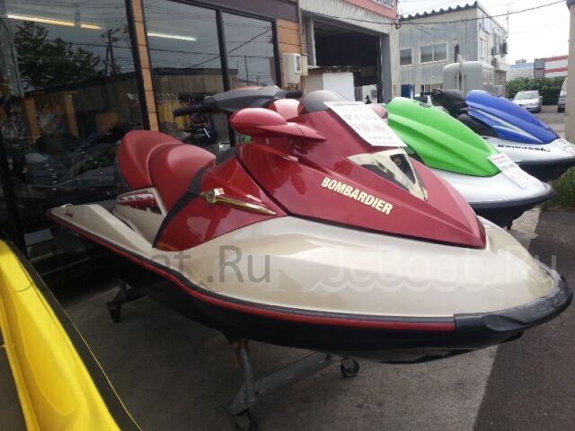 водный мотоцикл SEA-DOO GTX-4TEC 2002 года