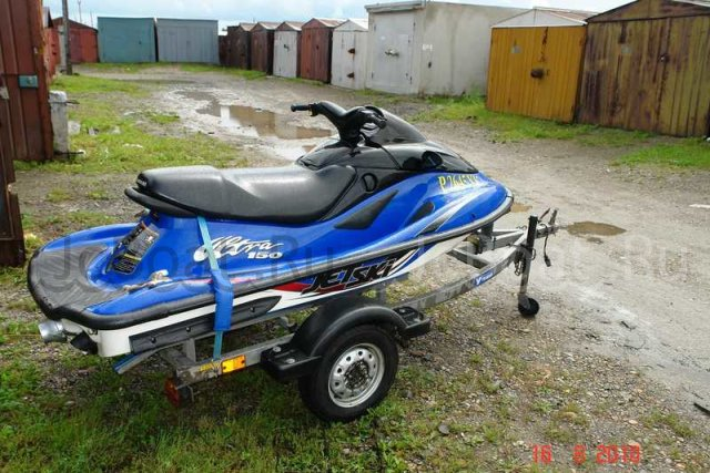 водный мотоцикл KAWASAKI ULTRA 150 2004 года