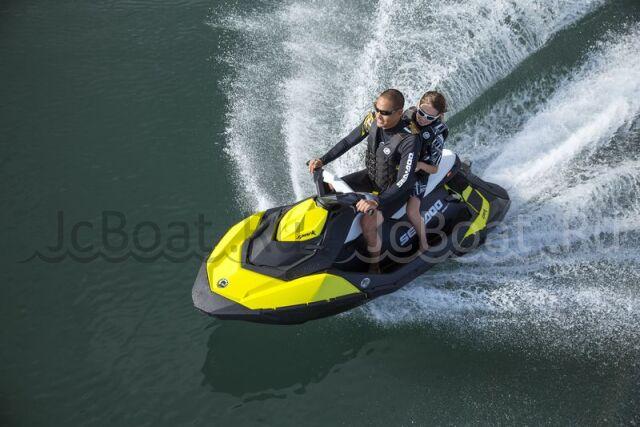 водный мотоцикл SEA-DOO SPARK 3-UP 900 HO ACE IBR 2015 года