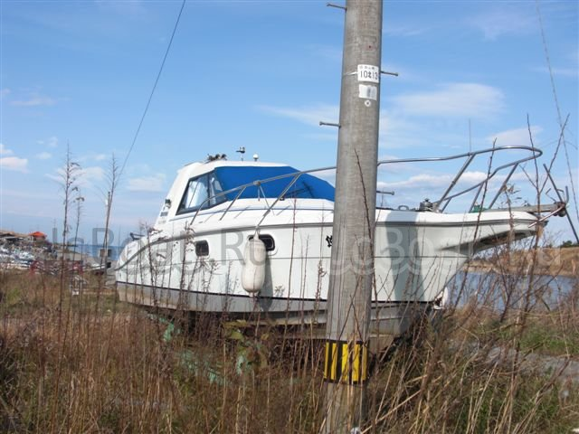 яхта моторная YANMAR 1996 года