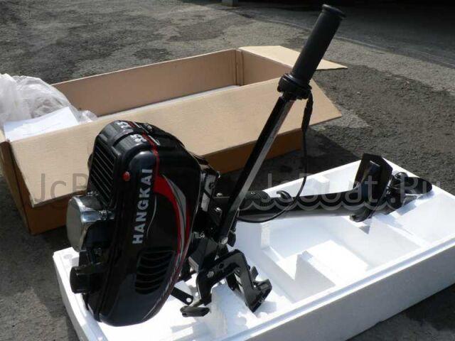 мотор подвесной HANGKAI 3.5 Л.С. 2014 года