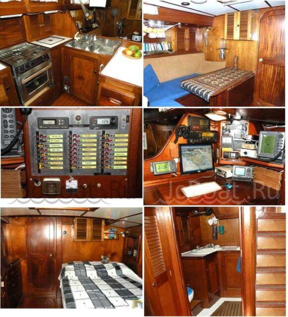 яхта парусная MARGOT 43 FT . 1989 года
