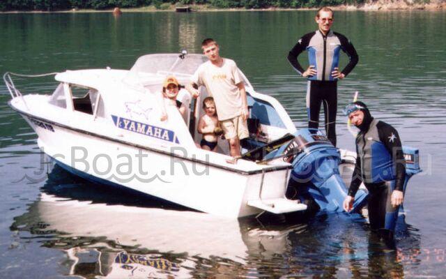 катер YAMAHA 18FT 1989 года