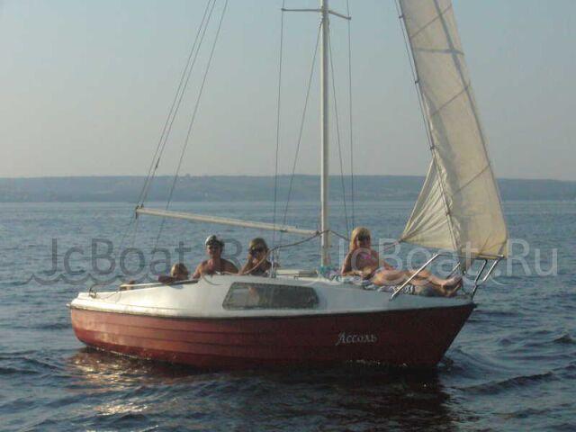яхта парусная ассоль 1997 года