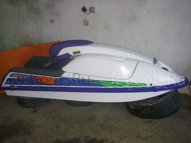 водный мотоцикл KAWASAKI JET SKI 750 SX 1993 года