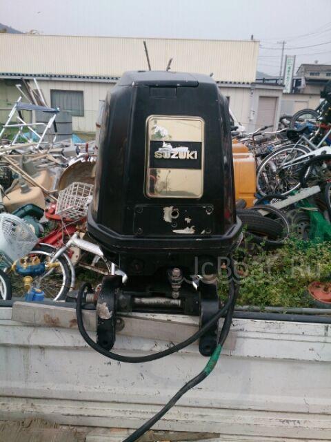 мотор подвесной SUZUKI 1998 года