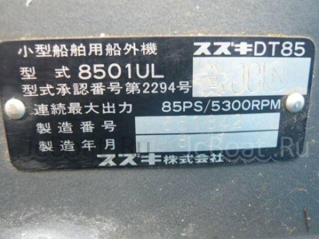 мотор подвесной SUZUKI 85 2001 года
