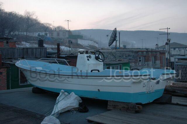 лодка пластиковая YAMAHA UF-20 1994 года