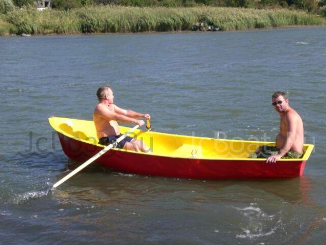 лодка пластиковая ЛОДКА