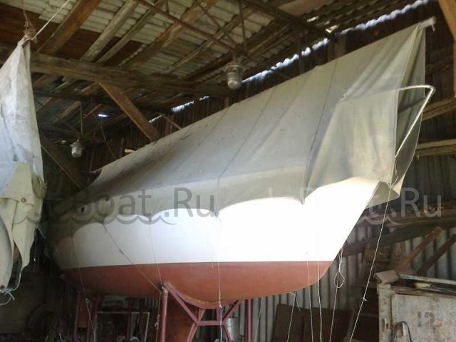 яхта парусная Четвертонник 1997 года
