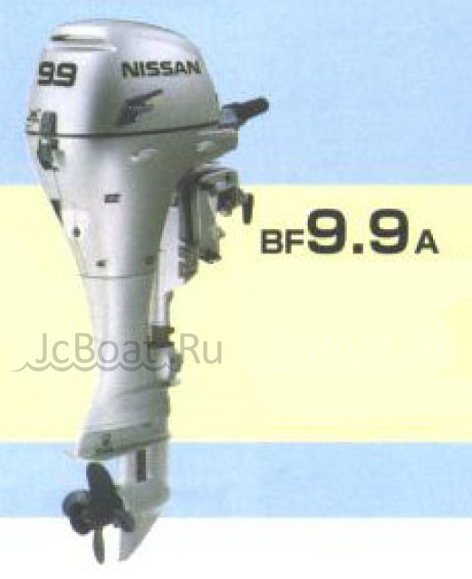 мотор подвесной NISSAN MARINE BF9,9 A 2002 года
