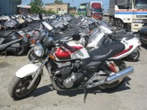мотоцикл HONDA CB 1300SF купить по цене 195000 р. в Уссурийске
