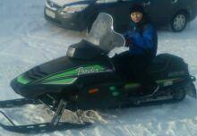 снегоход ARCTIC CAT 440