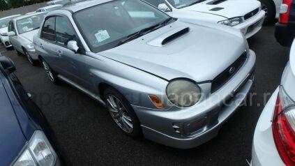 Subaru Impreza WRX STI 2001 года во Владивостоке на запчасти